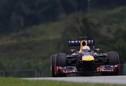 Sebastian Vettel: los neumáticos no son tan rápidos como nuestro coche