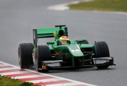 El español Sergio Canamasas correrá en GP2 con Caterham Racing