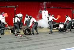 El Harlem Shake llega a la Fórmula 1 de la mano de Sauber