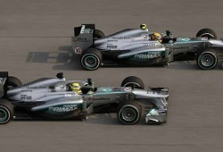 Lewis Hamilton: somos el segundo mejor equipo