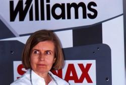 Williams llora por la muerte de Ginny Williams