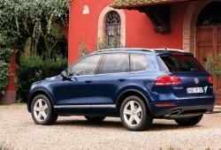 Volkswagen Touareg Pure, mirando el bolsillo