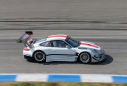 El 911 GT3 R 2013 presenta sus avances