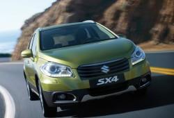 Suzuki SX4 2013, más capaz en todos los sentidos