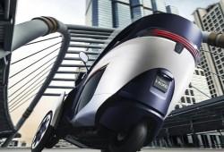 Toyota presentó el i-Road Concept