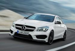 Mercedes CLA 45 AMG, se filtran las fotos oficiales