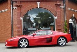 A subasta el Ferrari Testarossa de Elton John