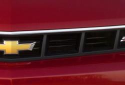 Así se ve el Chevrolet Camaro SS 2014