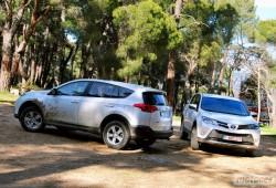Toyota RAV4 2013. Presentación en Madrid