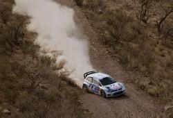 Rally México 2013, jueves: Ogier empieza liderando