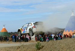 Rally México 2013: Ogier gana volando. Dani Sordo, cuarto