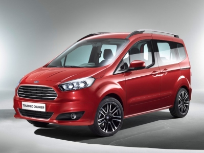 Ford presenta el Tourneo Courier, de lo más atractivo