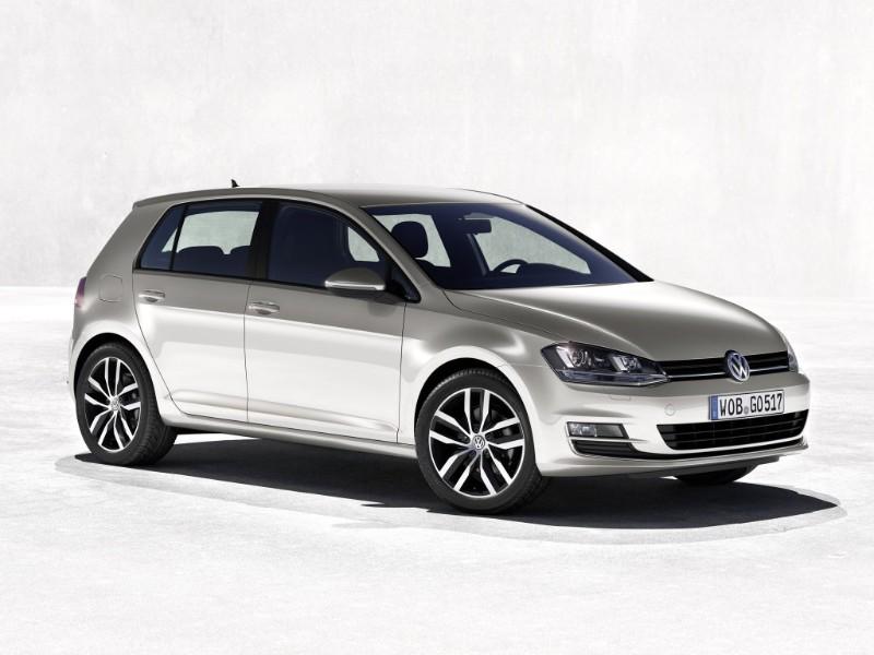 El Volkswagen Golf VII, Coche del Año en el Mundo 2013