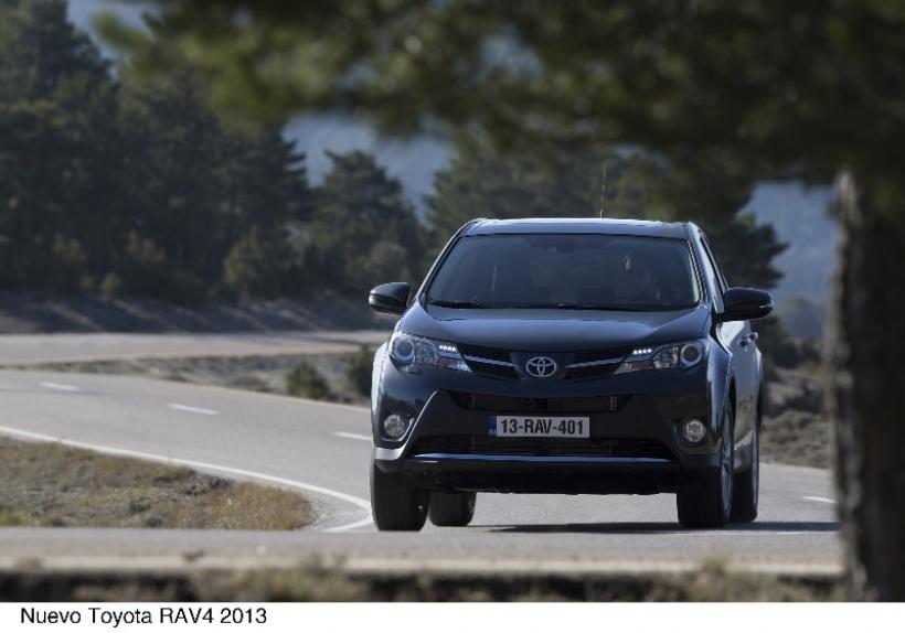 Precios para España del Toyota RAV4