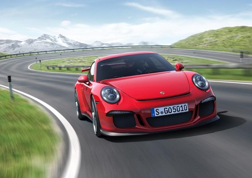 Porsche 911 GT3, el 911 más deportivo