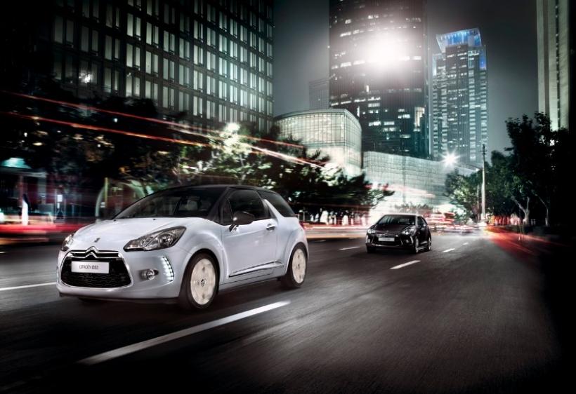 Citroën DS3 Urban Shot, más atractivo
