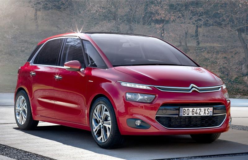 Nuevo Citroën C4 Picasso, el TechnoSpace