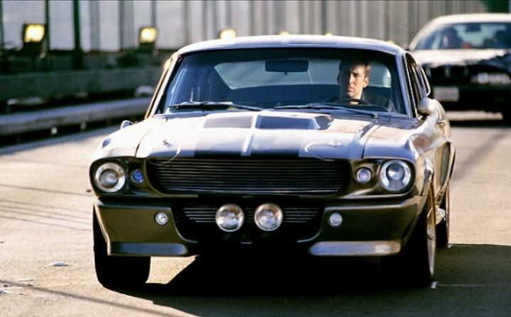 Se subasta el Shelby GT500 'Eleanor' de '60 Segundos'