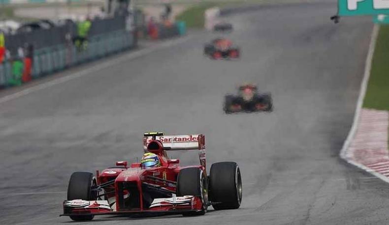 Felipe Massa, confiado: Volveremos a ganar