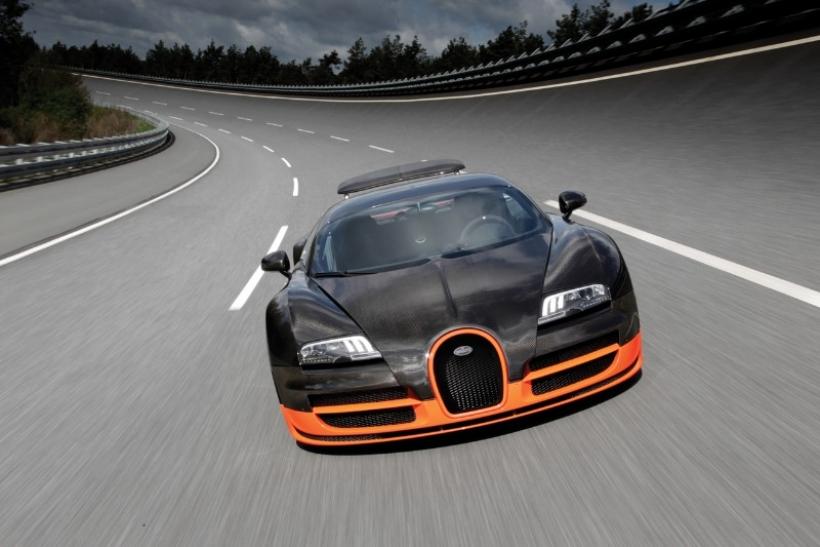 El Bugatti Veyron Super Sport ya no es el coche de producción más rápido del mundo