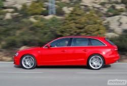 Audi A4 Avant 3.0 TDI Quattro. La familia es lo más importante