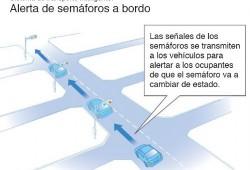 Toyota desarrolla un sistema que alerta la presencia de semáforos