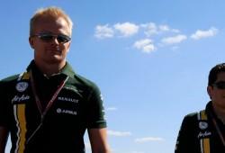 Kovalainen vuelve a Caterham como piloto probador