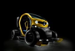 Renault Twizy RS F1, extravagante y fascinante a partes iguales