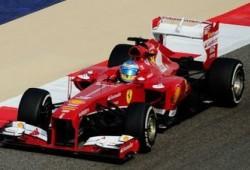 Alonso califica como ''mala suerte'' su problema con el DRS