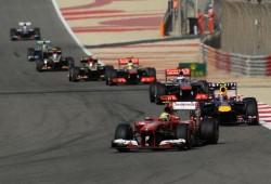 Estratosférica victoria de Vettel