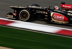 Previo del equipo Lotus F1 Team - Sakhir