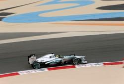 Sorpresa en Bahréin: Rosberg saldrá desde la pole