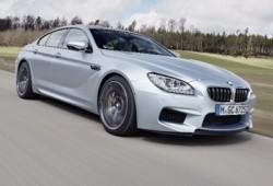 BMW M6 Gran Coupé, adrenalina para cuatro