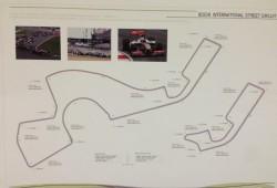Vettel visita el nuevo circuito de Sochi en Rusia