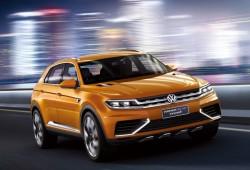 Volkswagen CrossBlue Coupé Concept, nueva mirada al futuro SUV alemán