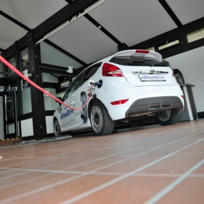 Ford desarrolla el prototipo eWheelDrive