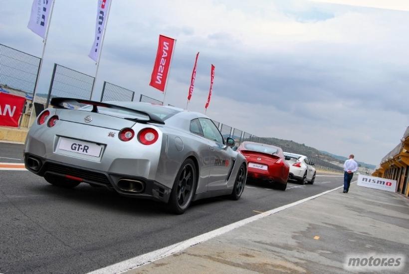 Nissan despliega su gama deportiva en Cheste