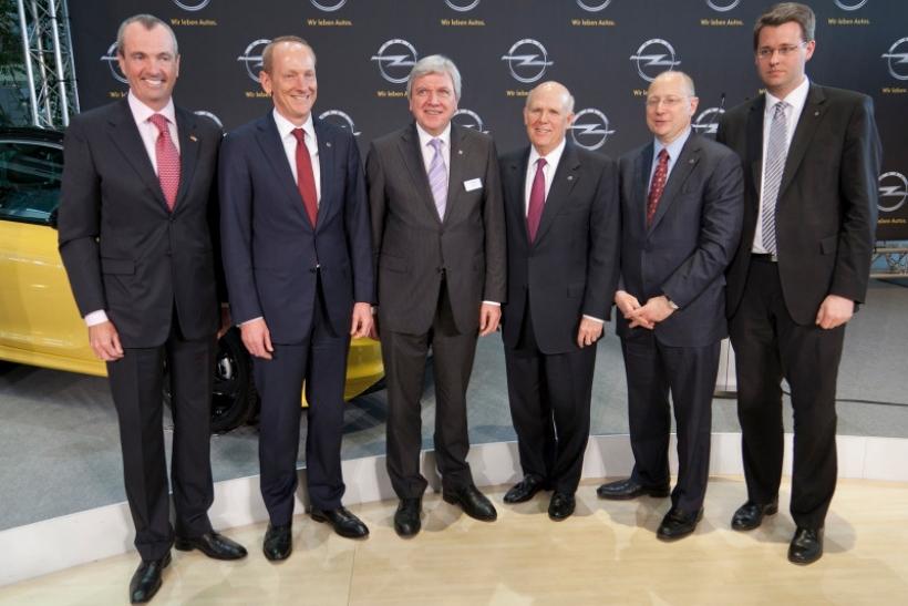 General Motors invertirá 4 mil millones de euros en Opel