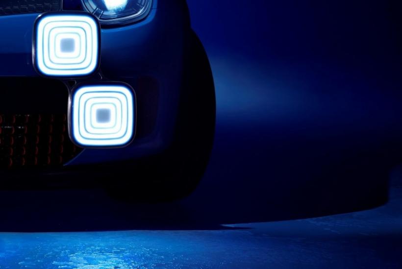 Primer anticipo del futuro Renault 5