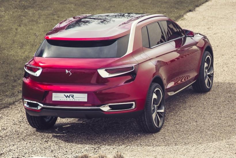 Citroën brinda detalles del Wild Rubis Concept