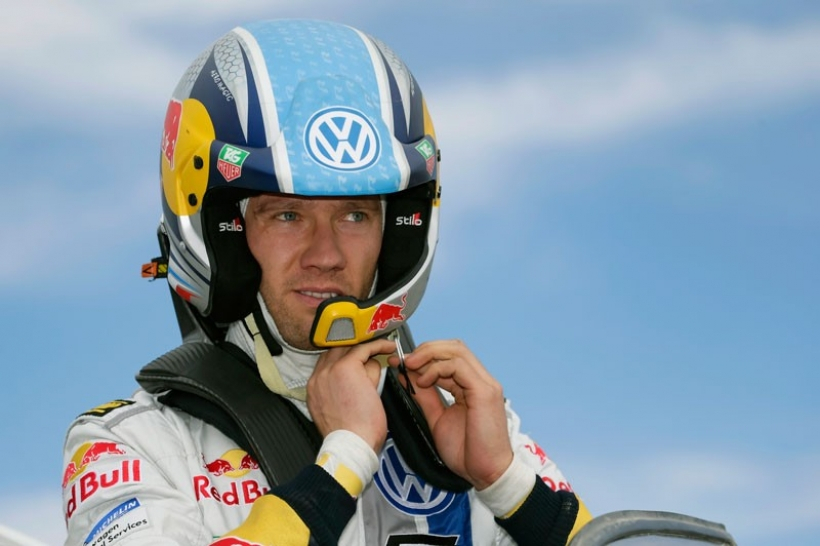 Sebastien Ogier será baja en el Rally Sprint de Portugal por gripe