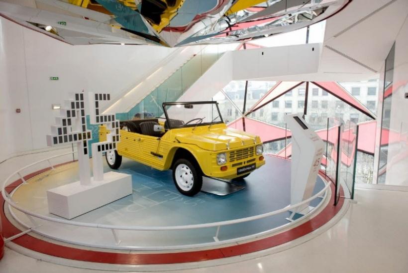 El Citroën Méhari cumple 45 años