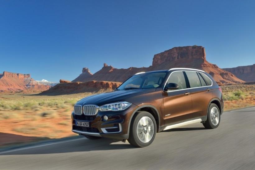 El nuevo BMW X5 ya es oficial