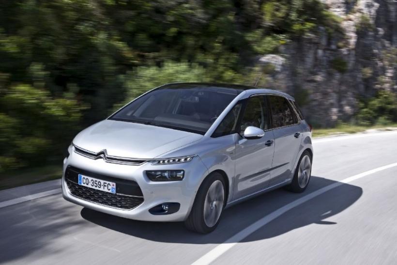 La nueva generación del Citroën C4 Picasso se presenta
