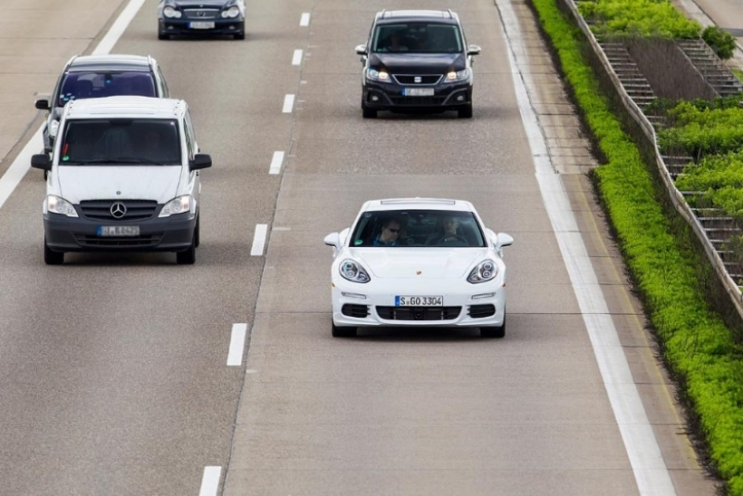 Panamera S E-Hybrid, 4,4 l/100 km en conducción real
