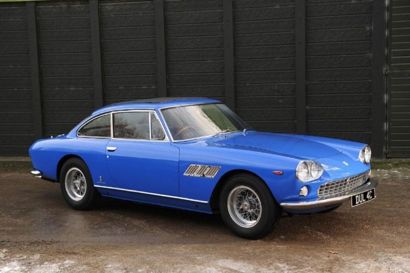 El Ferrari de John Lennon, a subasta en Goodwood