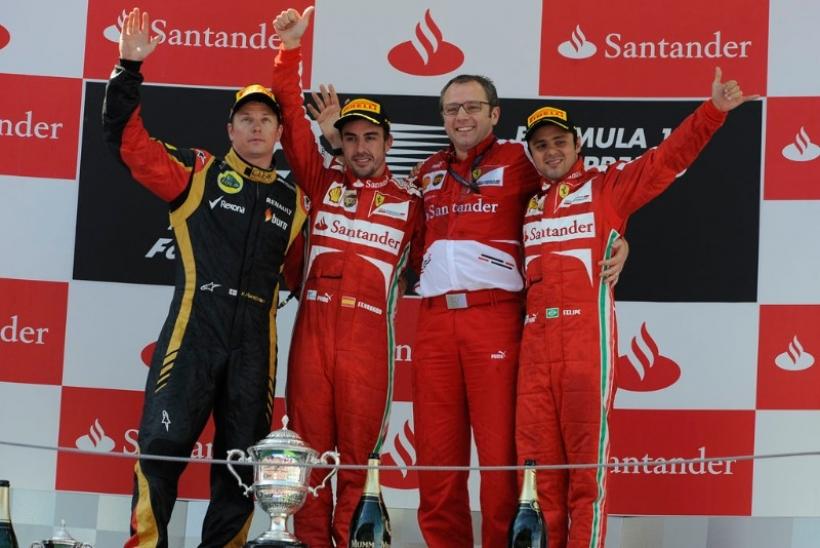 Histórica victoria de Alonso en Montmeló