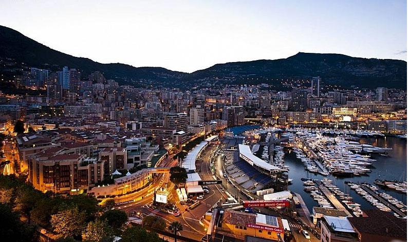 Circuito Monaco : Agenda de eventos y datos del circuito montecarlo motor