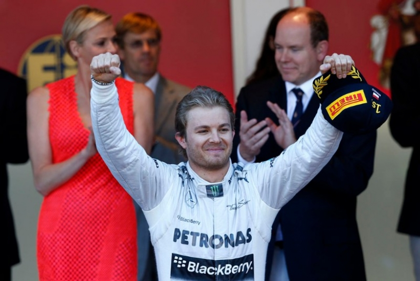 Rosberg completa su fin de semana perfecto