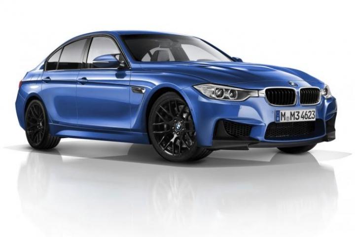 BMW M3 2014, al descubierto